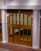 Custom architectural millwork of all types at General Woodcraft