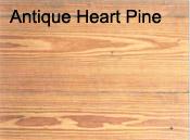 AntiqueHeartPine