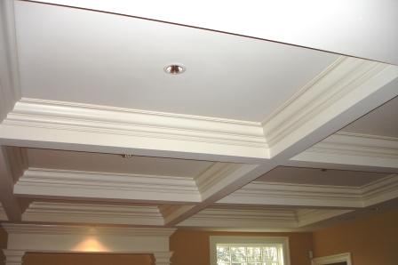 custom moulding patterns for tray ceiling
