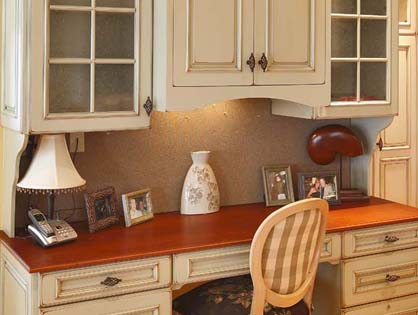 Cabinetry can be designed for any room in your home