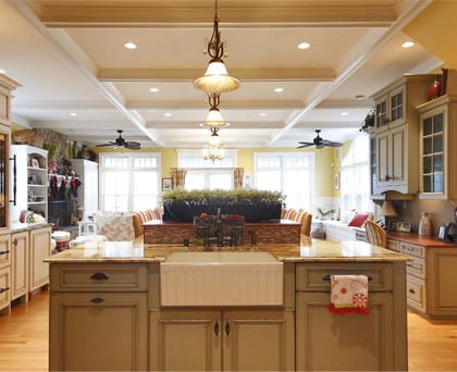 Excellent Kitchen Cabinetry design process leads to a great kitchen