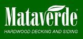 Mataverde Hardwood decking and Siding logo  Green