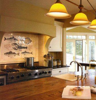 custom wood countertops as seen on This Old House