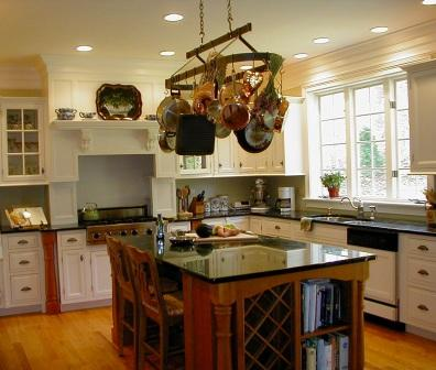 traditional custom kitchen by general woodcraft in CT