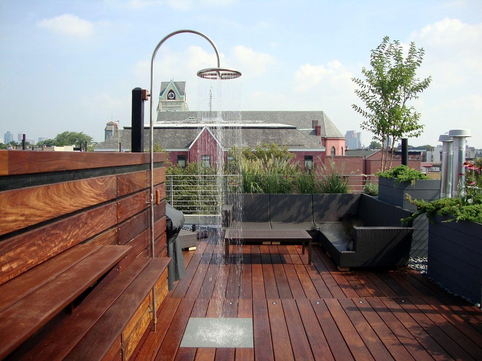 hardwood decking and siding