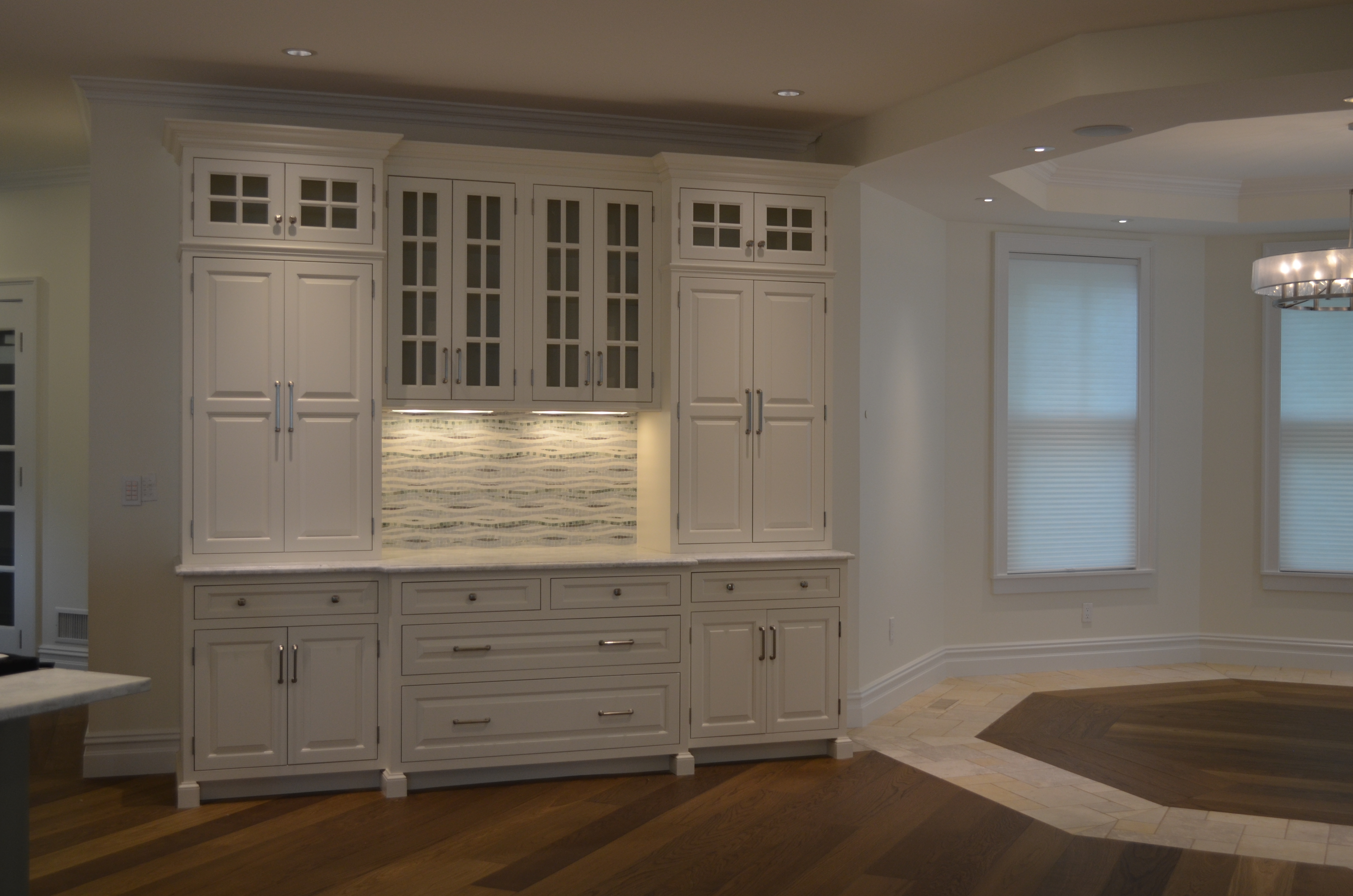 general woodcraft custom cabinetry