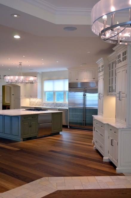 General Woodcraft custom kitchen renovation