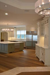 general woodccraft custom kitchen cabinetry