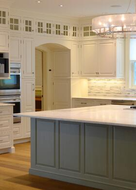 CUSTOM GENERAL WOODCRAFT KITCHEN