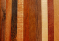 local and exotic hardwoods