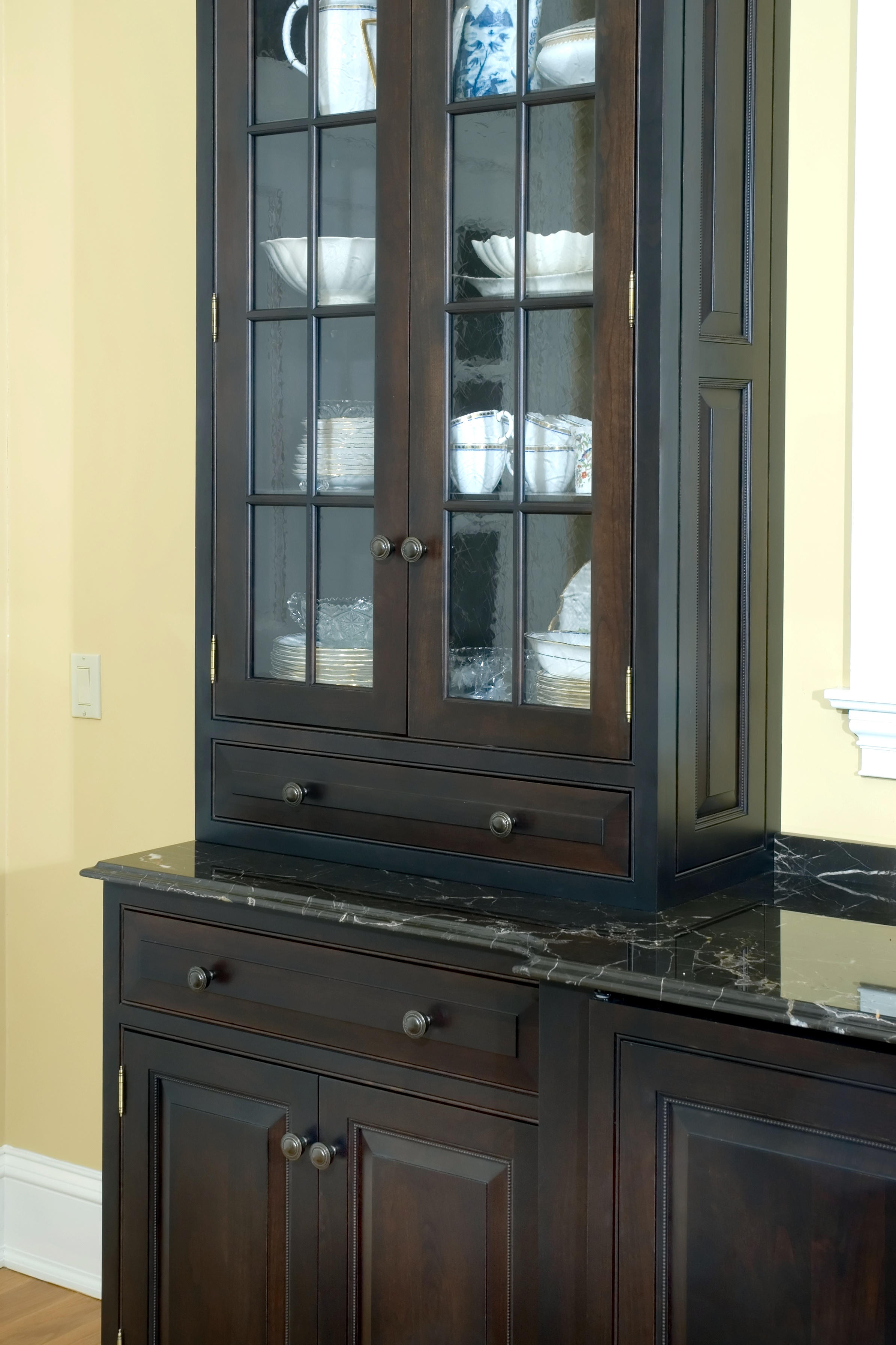 custom built ins by general woodcraft new london ct