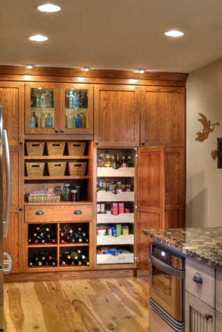 cabinetry with purpose