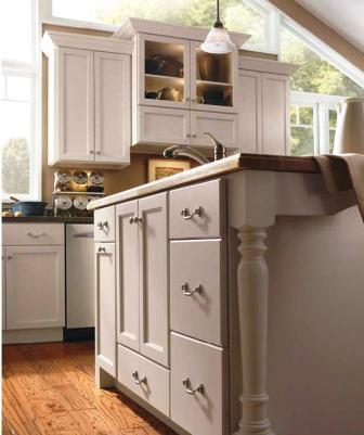 traditional custom kitchen general woodcraft in CT