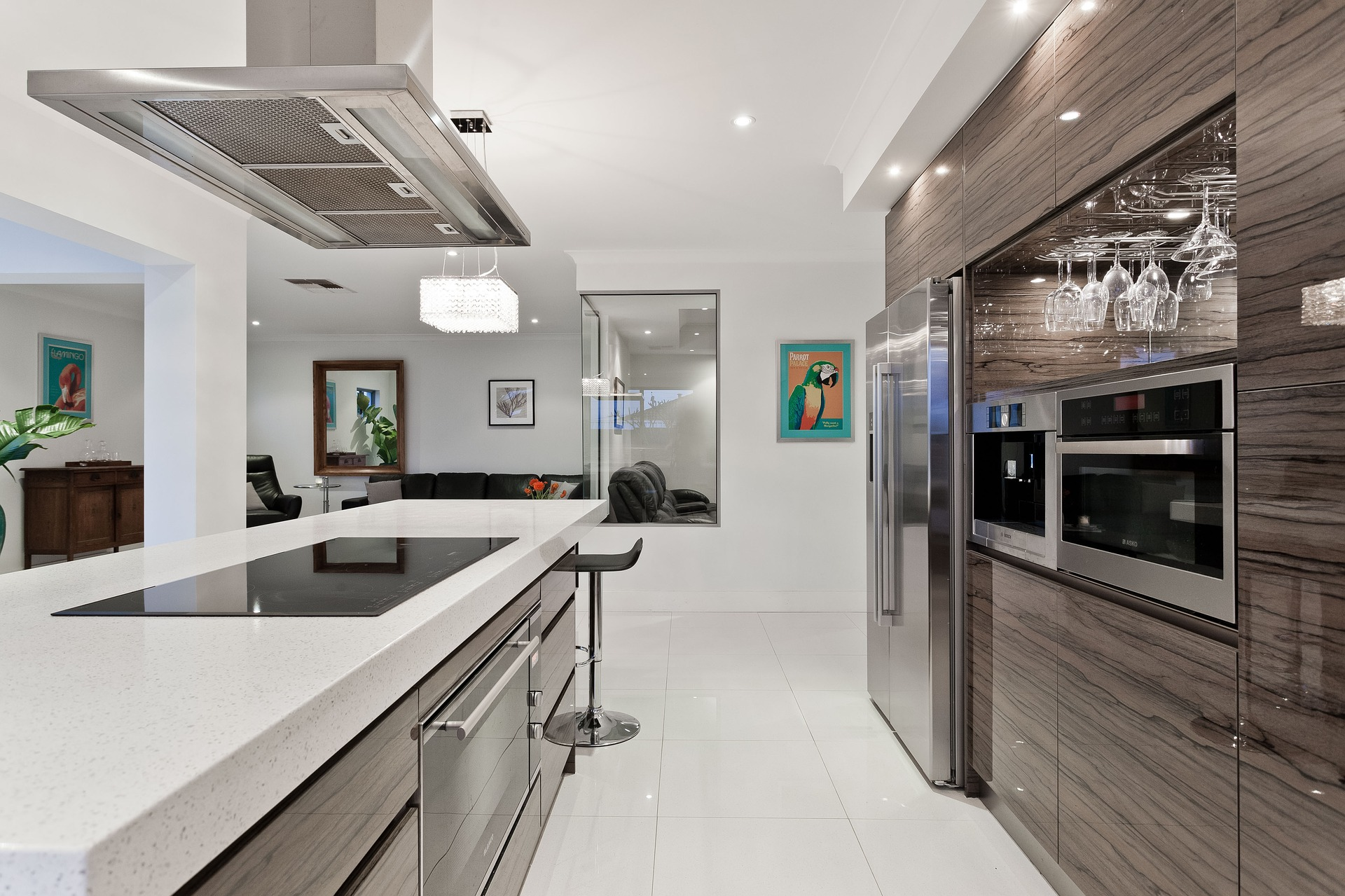 modern kitchen with striated slab style cabinetry.jpg
